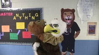 Frost School Mascots