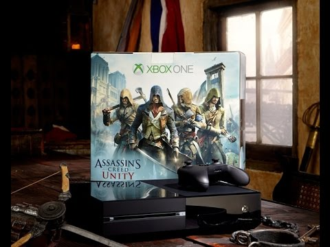 Xbox One Assassin's Creed Bundle Unboxing - YouTube