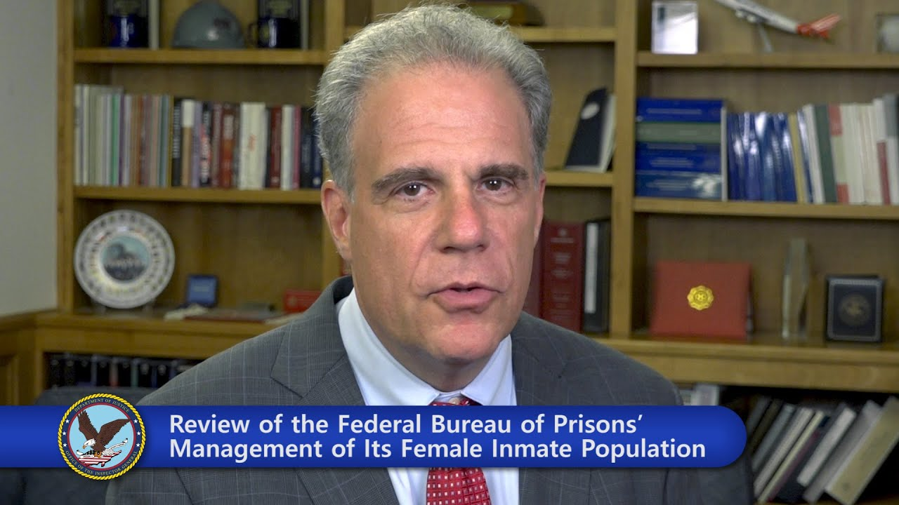 USDOJ/OIG | A Message from the Inspector General: Review of