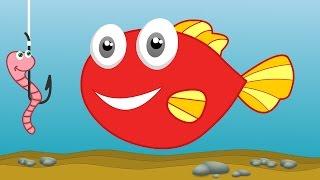 Kırmızı Balık – Çocuk Şarkısı | Okul Öncesi Çocuk Şarkıları