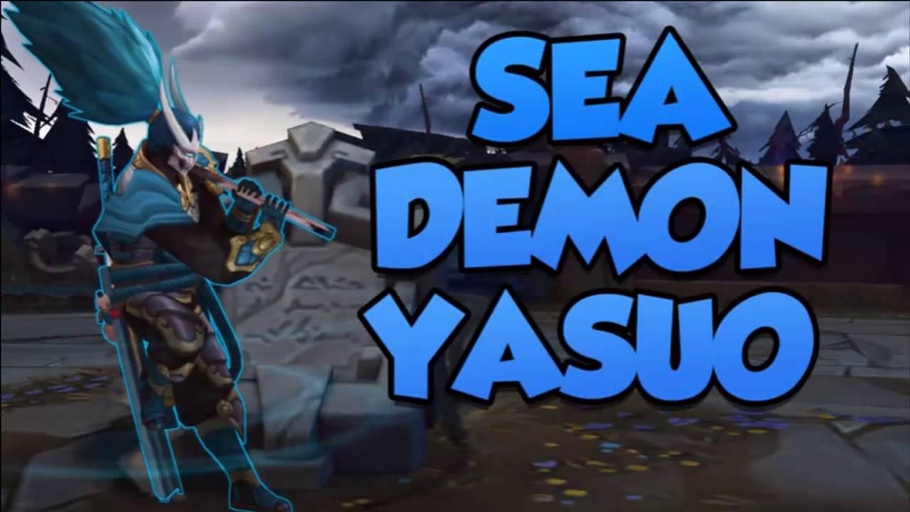 Yasuo skin ideas