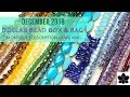 December 2018 Dollar Bead Box & Bag Subscription Unboxing | Beaded Jewelry Making