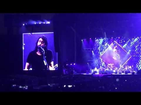 Foo Fighters | Featuring Violet Grohl | Dirty Water LIVE | 7/22/18 at Fenway