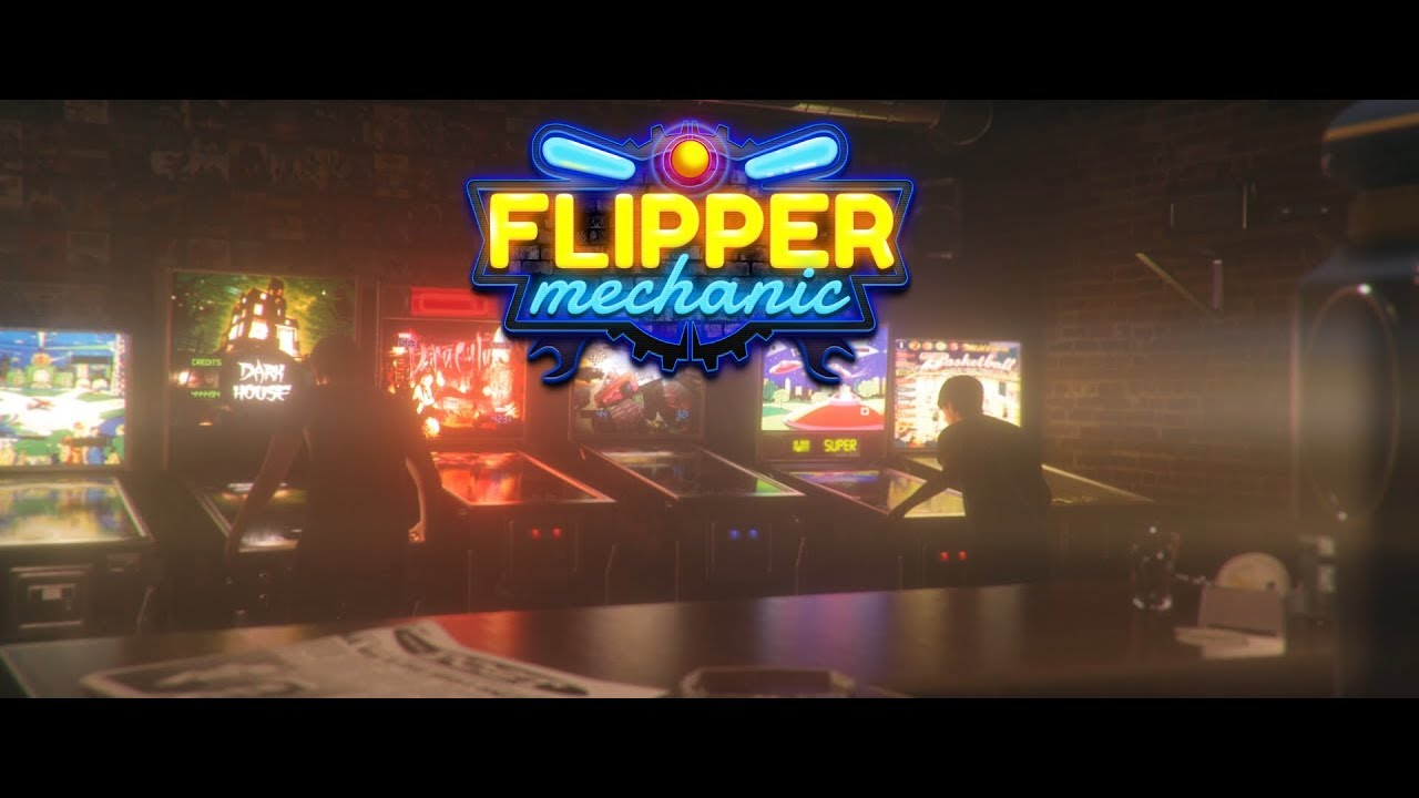Flipper Mechanic Official Trailer