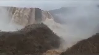 Cyclone Tropical Intense MEKUNU à Oman (Mai 2018)