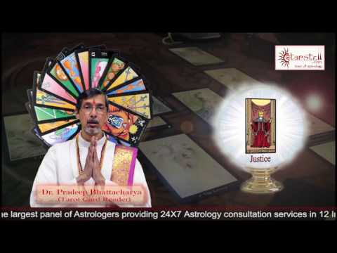 Tarot Card Justice In Hindi