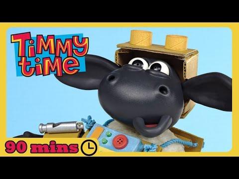 видео: Timmy Time - Episodes 31-40 [90 mins]