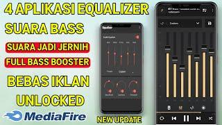 4 Aplikasi Equalizer Android Terbaik Menambah Suara Bass Booster screenshot 4