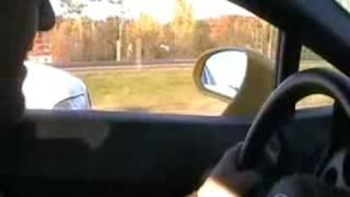 Lamborghini Gallardo vs. Audi S4 Stage 3