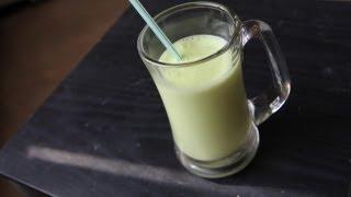 Vegan Shamrock Shake - Mcdonalds Copycat Recipe