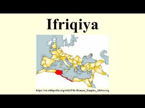 Ifriqiya
