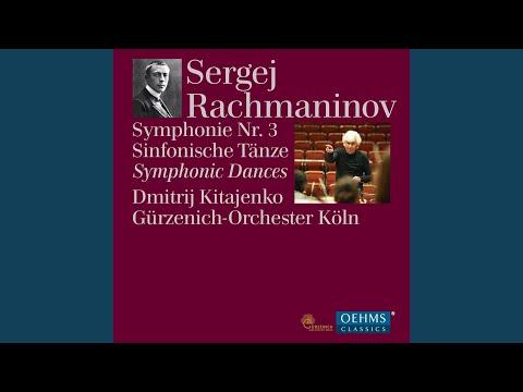 Symphonic Dances, Op. 45: II. Andante Con Moto (Tempo Di Valse)