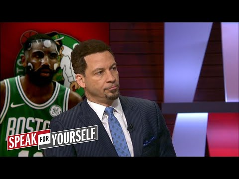 Chris Broussard on Kyrie's play in Celtics winning streak, Clippers struggles | SPEAK FOR YOURSELF