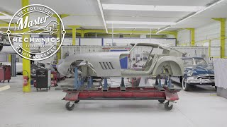 Master Mechanics: Provost Automobile Le Mans