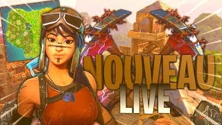 LIVE Fortnite//Moving zone//Save the world//Battle Royale//Tryhard //LIVE FORTNITE!!