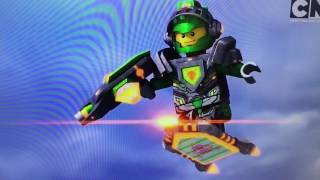 Nexo knights season 3 The all together on new adventure