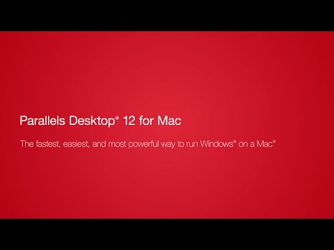 How To Run Windows On Mac: Parallels Desktop For Mac 12
