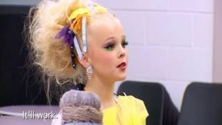 Dance Moms  Jojo Siwa's RUDE Moments