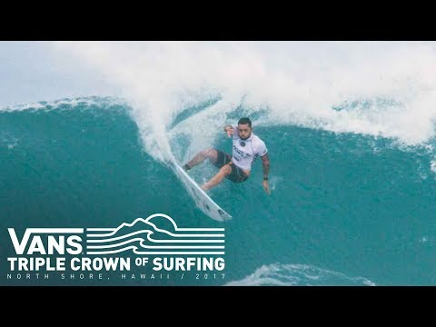 World Cup of Surfing 2017: Day 2 Highlights  Vans Triple Crown of Surfing  VANS