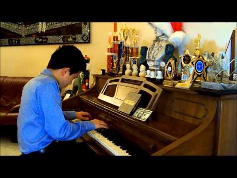 Thrift Shop - Macklemore & Ryan Lewis (feat. Wanz) ~ Piano Cover by Moonlight Maestro