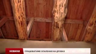 як зробити отвір в даху під круглу трубу