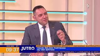 JUTRO - Vulin: Snajper pronađen | PRVA