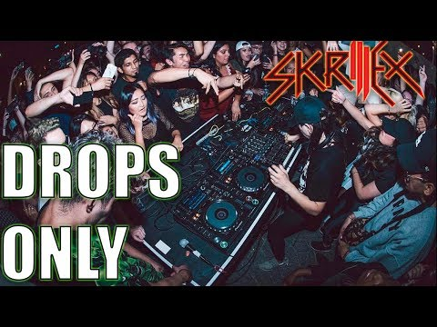 Skrillex - Drops Only @Boiler Room x IMS Asia Pacific x OWSLA Shanghai 2016