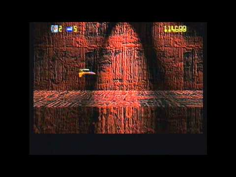 Playthrough : Atari Jaguar - Trevor McFur In The Crescent Galaxy