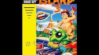 Прохождение Hudson's Adventure Island III (NES) от Коффинга : Часть 1