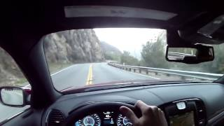 2014 Chrysler 300 SRT - WINDING ROAD POV Test Drive