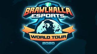 Brawlhalla Esports World Tour 2020 - Announcement Trailer