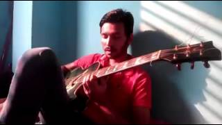 Tore hrid majhare rakhbo instrumental by SABUJ - NOGOR BAND