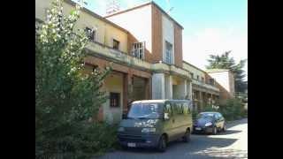 Caserma Lupi di Toscana abbandonata
