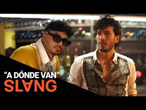 Sebastián Yatra y Álvaro Díaz nos cuentan la historia detrás de 'A Dónde Van' y su video   Slang