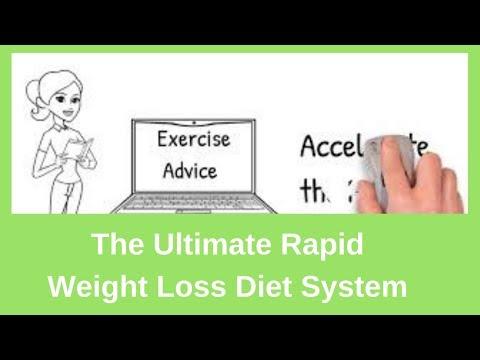 rapid loss diet plan