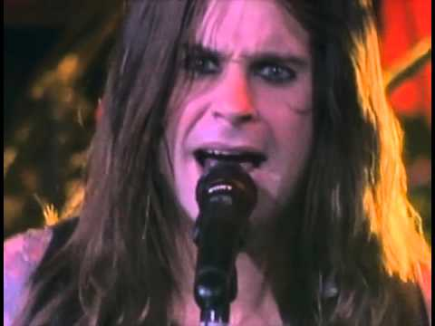 "OZZY OSBOURNE - ""I Don't Want To Change The World"" Live 1992"
