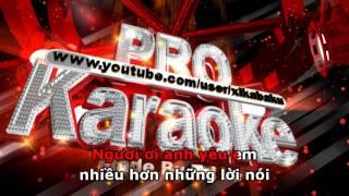 [Karaoke + Beat] Em Có Thể Làm Bạn Gái Anh Không_Lâm Chấn Huy
