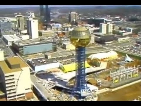 A Look Back At The 1982 World's Fair In Knoxville