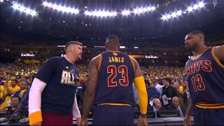 Finals All-Access: LeBron James and Draymond Green Mic'd Up