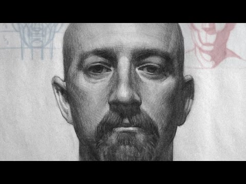 Drawing the Male Portrait Construction and Abstraction Methods With Ron Lemen