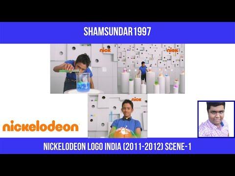Nickelodeon Logo India (2011-2012) Scene-1