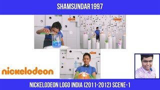 Nickelodeon Logo India (2011-2012) Scene-1