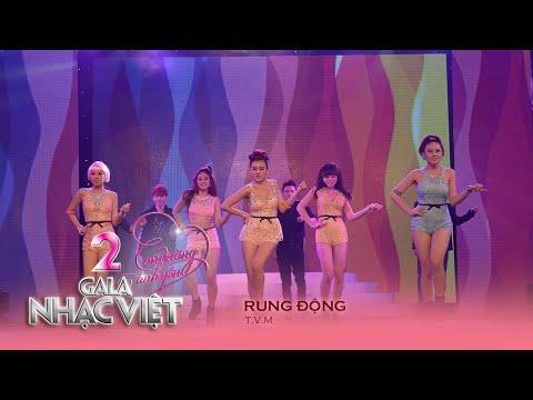 Rung Động - Nhóm T.V.M (Gala Nhạc Việt 2 - Con Đường Tình Yêu)