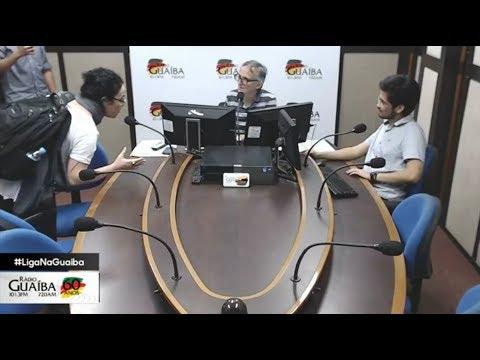 """Rádio Guaíba: tensão no """"Esfera Pública"""" (24/01/2018)"""