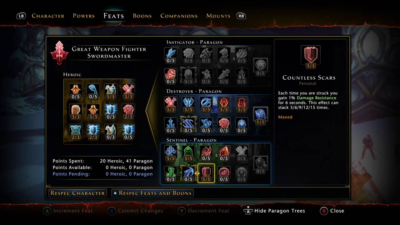 Neverwinter Great Weapons Fighter Build Youtube