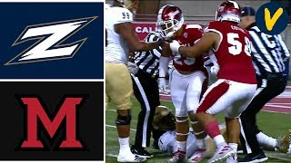 Akron vs Miami (OH) Highlights | Week 13 | College Football 2019