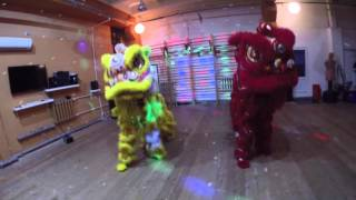Китайский Новый Год в специализированном клубе Кунг Фу Jook Lum