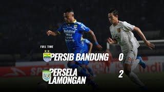 [pekan 30] Cuplikan Pertandingan Persib Bandung Vs Persela Lamongan, 3 Desember 2019
