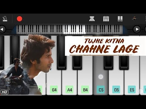 kabir-singh-:-tujhe-kitna-chahne-lage-||-perfect-piano-tutorial-||-piano-cover