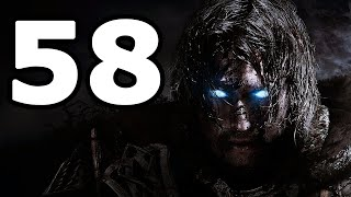 Middle-earth: Shadow of Mordor Walkthrough Part 58 - No Commentary Playthrough (PC)